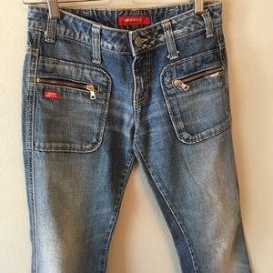 Miss Sixty Denim Basic Italy 🇮🇹 Jeans SZ 25 -EUC